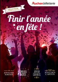 Prospectus Auchan CERGY : Finir l'année en fête !