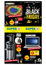 Prospectus Super U : Black friday