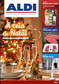 Folhetos Aldi : A ceia de Natal