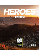 Guides et conseils  : Guide Go Sport Heroes Outdoor
