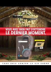 Prospectus Intermarché Super Romilly-sur-Andelle : Vous avez bien fait d'attendre le dernier moment