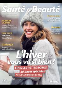 Journaux et magazines Auchan Melun Senart Cesson : L'hiver vous va si bien !