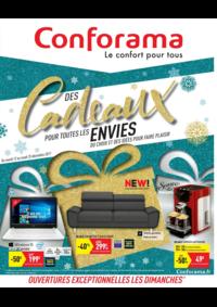 Prospectus Conforama COLOMBES : Des cadeaux pour toutes les envies