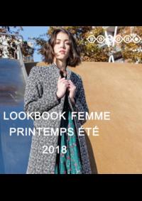 Catalogues et collections Bonobo Aubervilliers : Lookbook femme printemps 2018 III