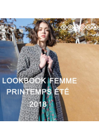 Catalogues et collections Bonobo Aubervilliers : Lookbook femme printemps 2018 III