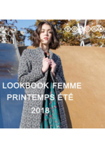 Catalogues et collections  : Lookbook femme printemps 2018 III