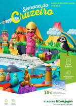 Catálogos e Coleções Viagens El Corte Inglés : Semana do cruzeiro