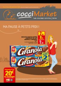 Prospectus CocciMarket IVRY SUR SEINE : Ma pause à petits prix!