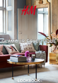 Catalogues et collections H&M Paris 120 rue de Rivoli : Lookbook maison Glamour éclectique