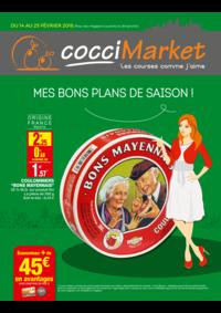 Prospectus CocciMarket MASSY : Mes bons plans de saison!