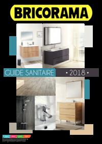 Guides et conseils Bricorama ST PIERRE LES ELBEUF : Guide sanitaire 2018