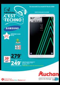 Prospectus Auchan TOULOUSE : C'est nouveau c'est techno