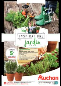 Prospectus Auchan LA SEYNE S/MER : Nos inspirations jardin