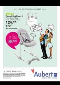 Prospectus Aubert MONTAUBAN : Go, les prix promos !