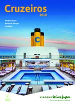 Catálogos e Coleções Viagens El Corte Inglés : Cruzeiros 2018