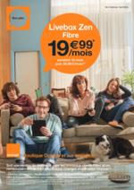 Prospectus  : Bon Plan Orange