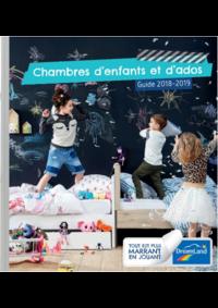 Guides et conseils Dreamland ERPENT : Chambres d'enfants et d'ados Guide 2018-2019
