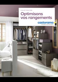 Catalogues et collections Castorama CHAMBOURCY : Optimisons vos rangements