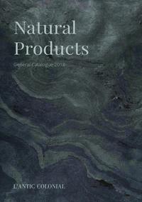 Catalogues et collections Porcelanosa BESANCON : Natural Products - General Catalogue 2018
