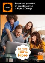 Prospectus Orange : La fibre 100% fibre