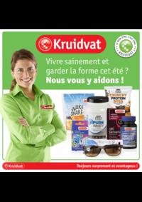 Bons Plans Kruidvat BRUSSEL : Vivre sainement et garder la forme cet été