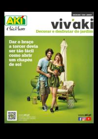 Folhetos AKI Barreiro - Coina : Dar o braço a torcer devia ser tão fácil como abrir um chapéu de sol