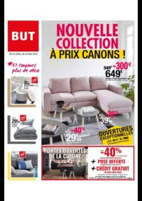 Prospectus But Saint-Maximin : Nouvelle collection à prix canons !