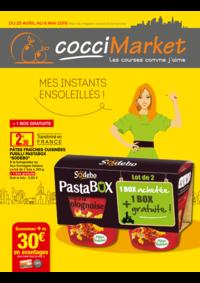 Prospectus CocciMarket PARIS 41 Rue du Fg Montmartre : Mes instants ensoleillés !