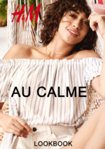 Catalogues et collections H&M : Lookbook femme Au calme