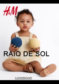 Catálogos e Coleções H&M Braga : Lookbook criança Raio de sol