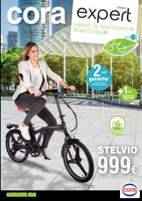 Prospectus Cora ANDERLECHT : Mon expert vélos à assistance électrique