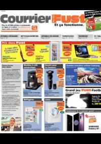 Prospectus Fust Bern - Spitalgasse  : Courrier Fust Juin