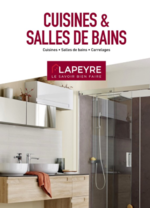 Catalogues et collections Lapeyre : Cuisines & Salles de Bains