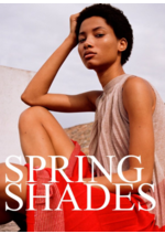 Catalogues et collections MANGO : Spring Shades Collection