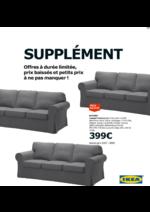 Prospectus IKEA : Supplément