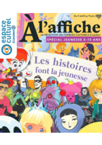 Prospectus Espace culturel E.Leclerc : Les histoires font la jeunesse
