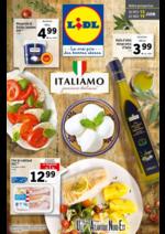Prospectus Lidl : ITALIAMO