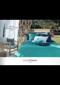 Prospectus Carré blanc Paris BREST : Collection printemps & été 2018