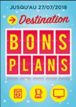 Bons Plans Pulsat : Destination