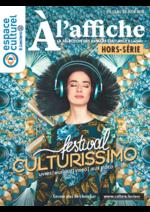 Prospectus E.Leclerc : Festival culturissimo