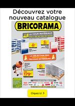 Catalogues et collections Bricorama : Découvrez le nouveau catalogue