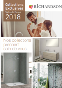 Catalogues et collections Richardson LOURDES : Collections exclusives