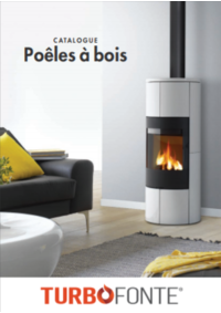 Catalogues et collections Turbo fonte Pontault-Combault : Poêles à bois