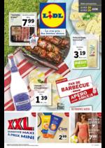 Promos et remises Lidl : Fan de barbecue