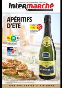 Prospectus Intermarché Super Buc : Apéritifs d'été