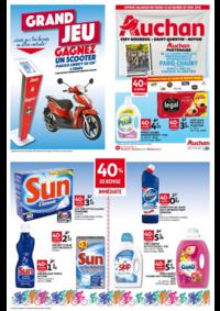 Prospectus Auchan drive : Paris-Chauny