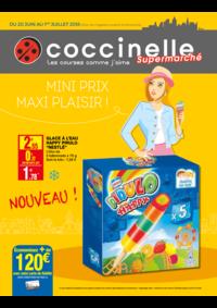 Prospectus Coccinelle Supermarché Paris 16 : Maxi prix maxi plaisir!