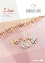 Prospectus  : Enfants collection bijoux 2018