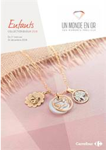 Prospectus Carrefour : Enfants collection bijoux 2018