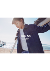 Catalogues et collections Massimo Dutti LEVALLOIS-PERRET : Club 55: Boys and girls